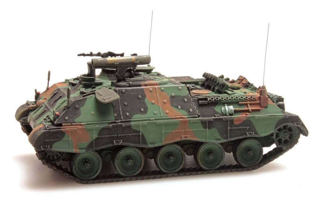 Jaguar 1 Fleckentarnung Österreichisches Bundesheer