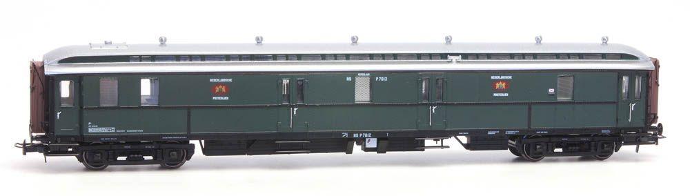 Internationale Postwagen P7012