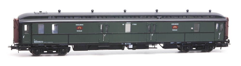 Internationale Postwagen P7012