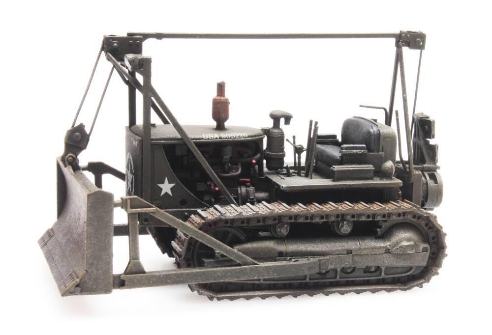 US Bulldozer D7, kit