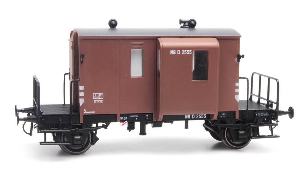 DG NS D 2555 pale brown