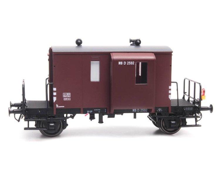 DG NS D 2592 brown