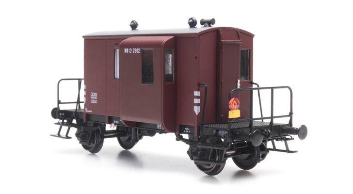Güterzugbegleitwagen