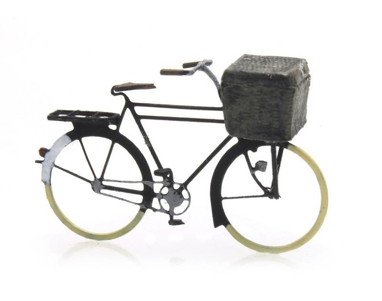 Bakery's bicycle