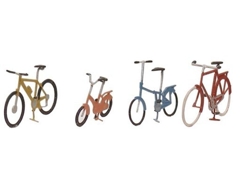 Fahrräder modern, 1:87