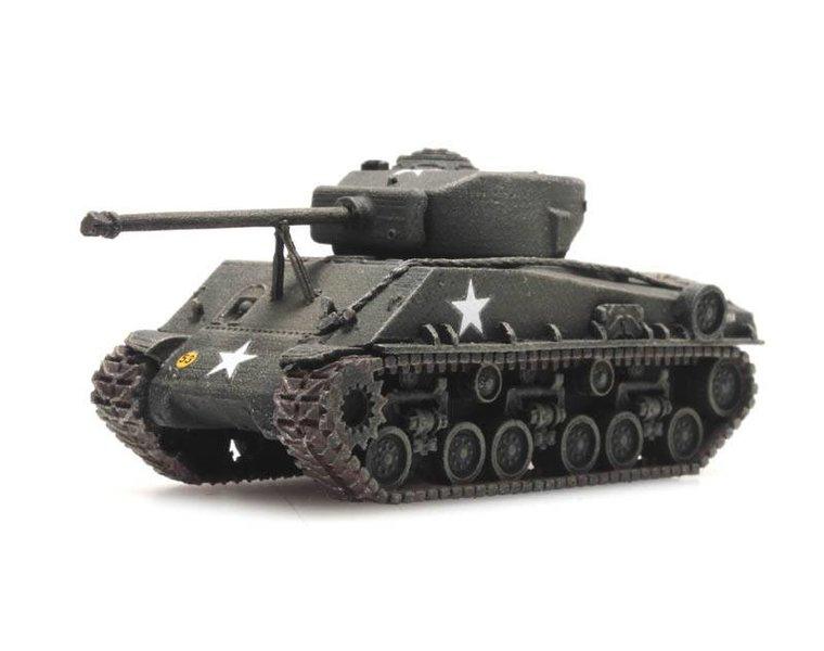 Sherman M4A3 E8 train load
