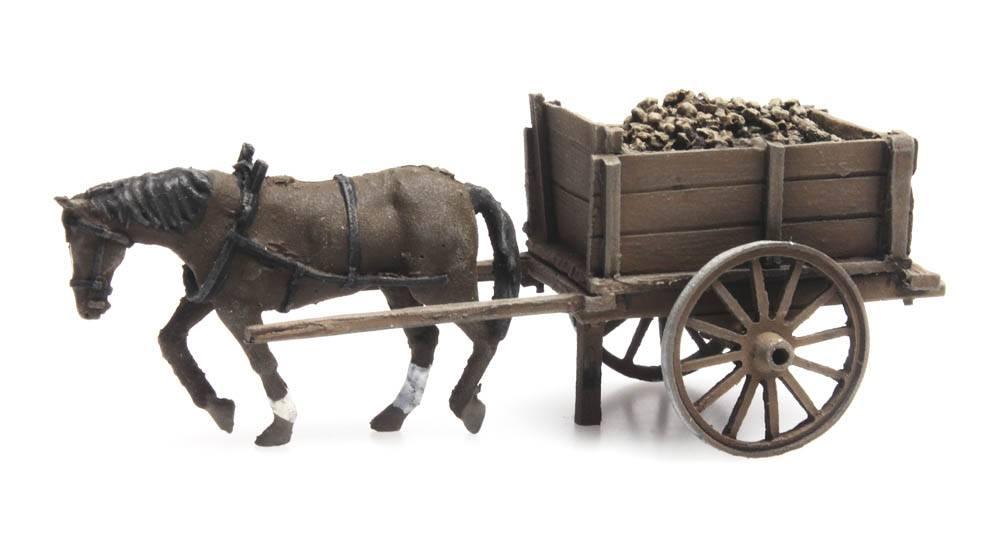 Beet wagen, ready-made