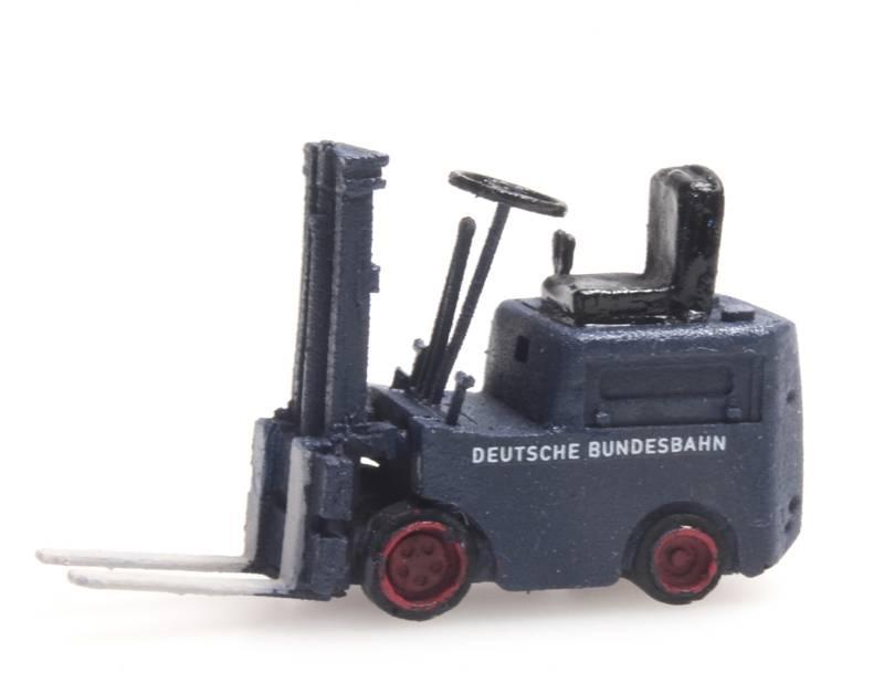 Deutsche Bundesbahn Gabelstapler
