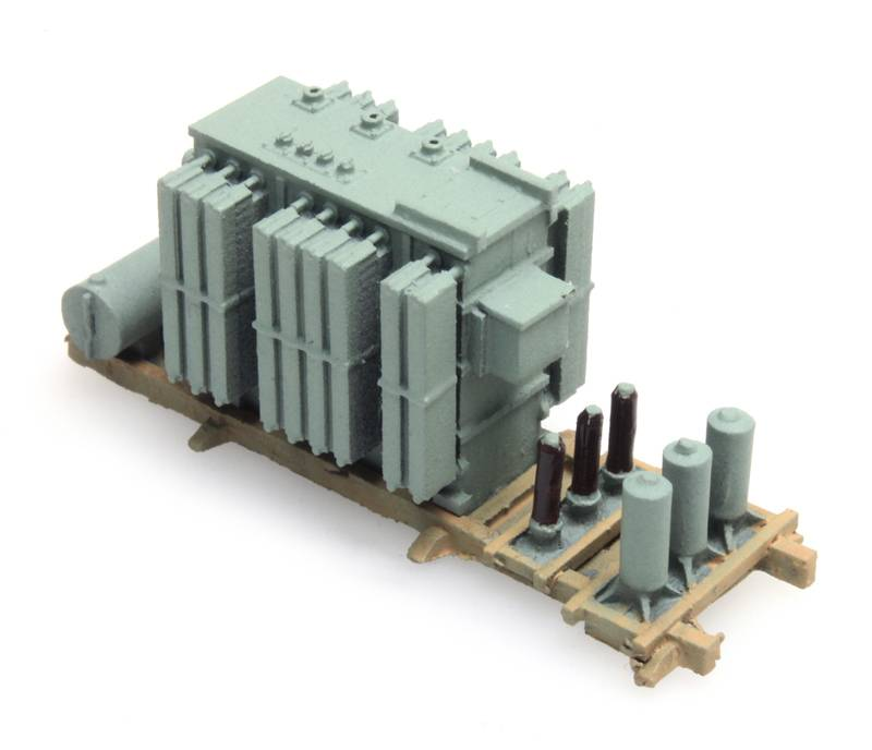 Lading: AEG Transformator