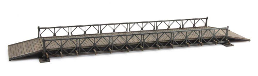 Bailey bridge standard bridge