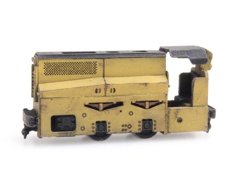 Grubenbahnlok Deutz GZ30B