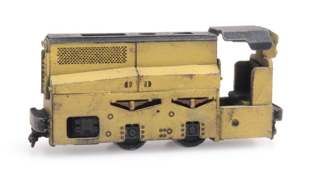 Mine railway locomotive Deutz GZ30B