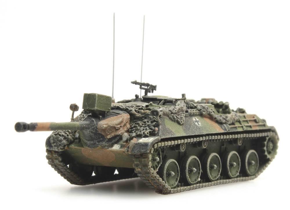 Bundeswehr Kanonenjagdpanzer 90mm Flecktarnung gefechtsklar