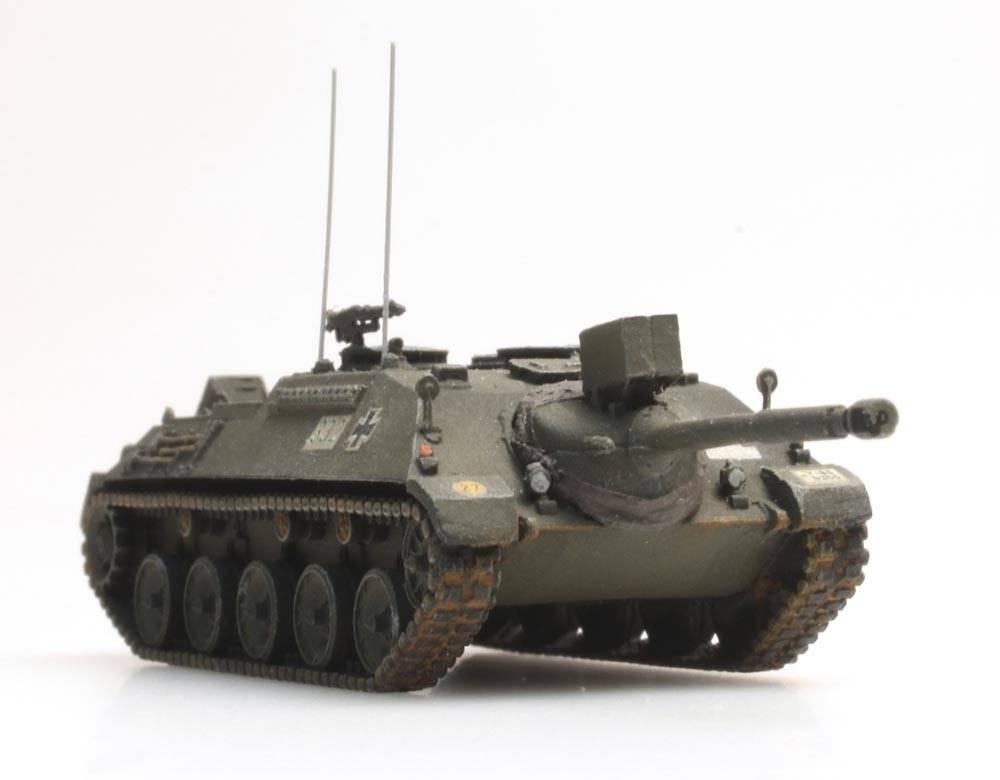 Bundeswehr Kanonenjagdpanzer 90mm gelboliv