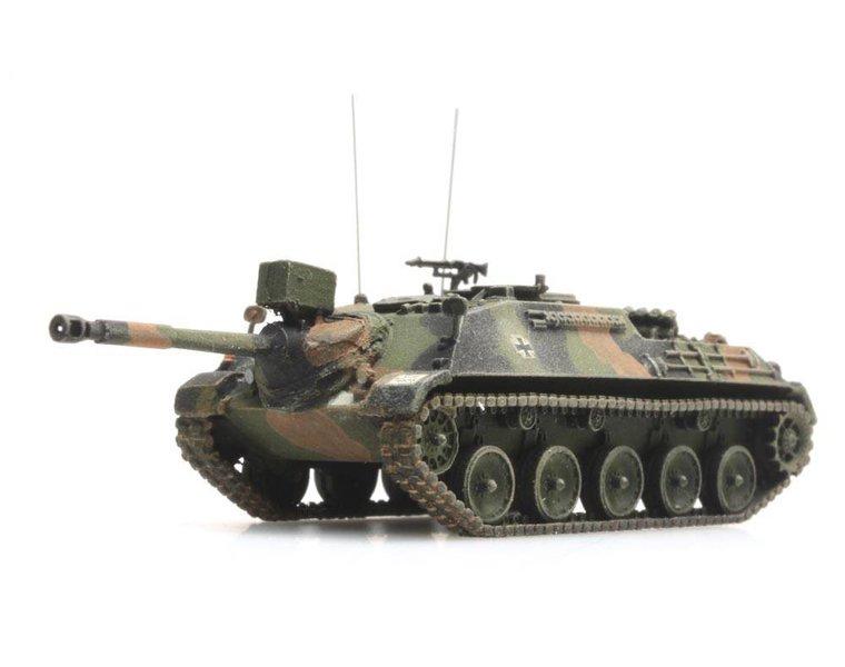 Kanonenjagdpanzer 90mm Flecktarnung