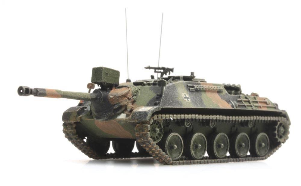 Bundeswehr Kanonenjagdpanzer 90mm Flecktarnung