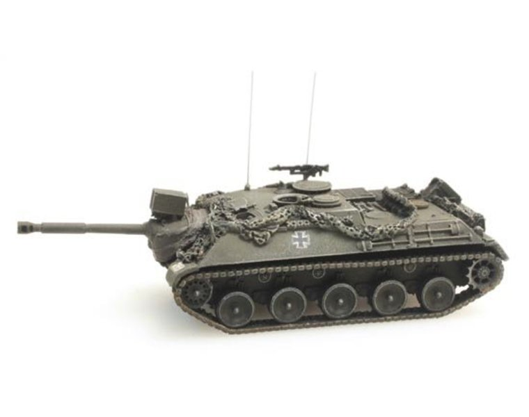 Kanonenjagdpanzer 90mm gelboliv gefechtsklar