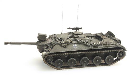 Bundeswehr Kanonenjagdpanzer 90mm gelboliv gefechtsklar