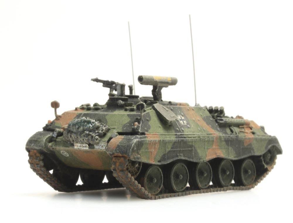 Bundeswehr Jaguar 1 Flecktarnung