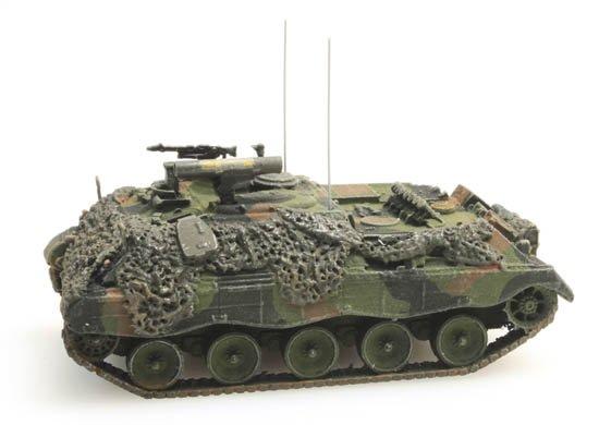 Bundeswehr Jaguar 1 Flecktarnung gefechtsklar