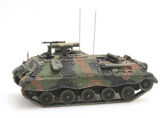 Österreichisches Bundesheer Jaguar 1 Flecktarnung