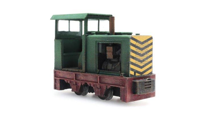 Narrow-gauge railway H0f