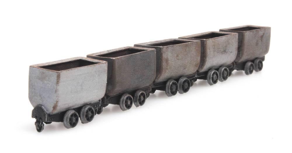 5 Förderwagen