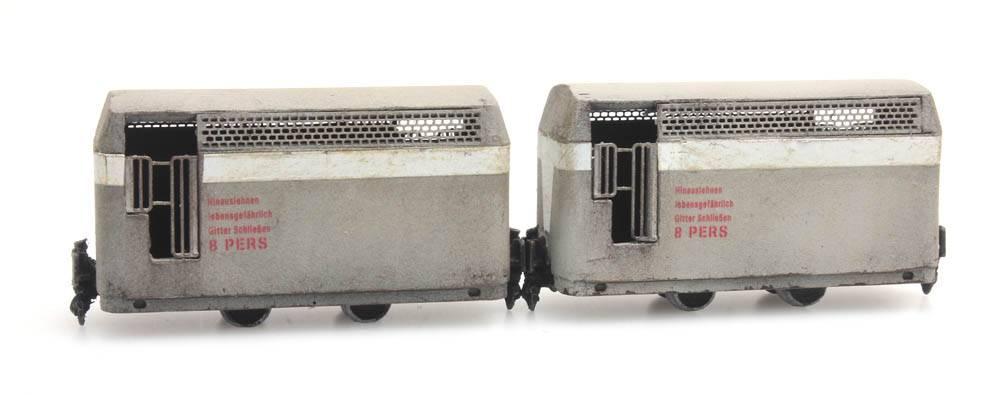 Mijnbouw personenwagens