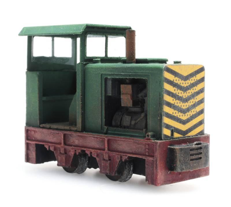 Narrow gauge locomotive Windhoff LS13sIII