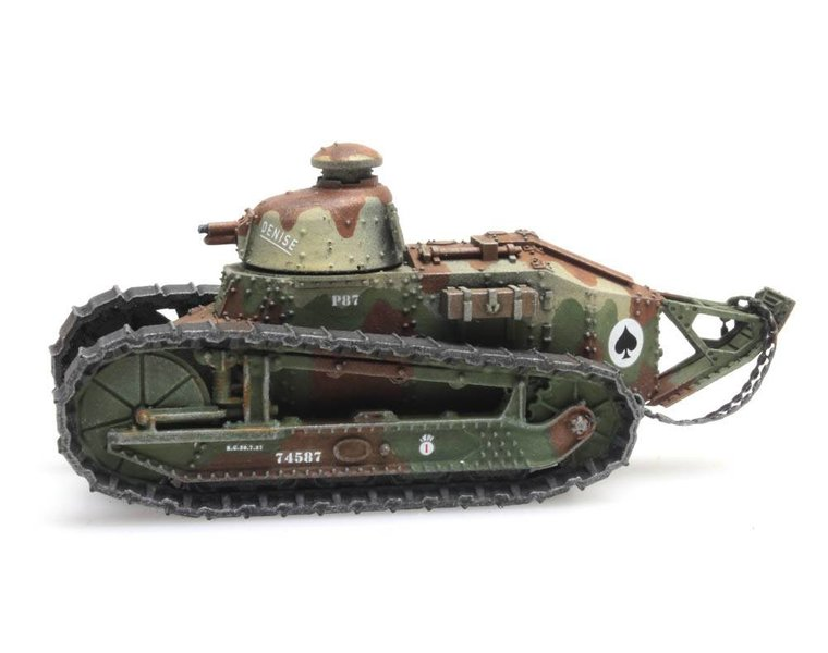"Renault FT ""Denise"", 1940"