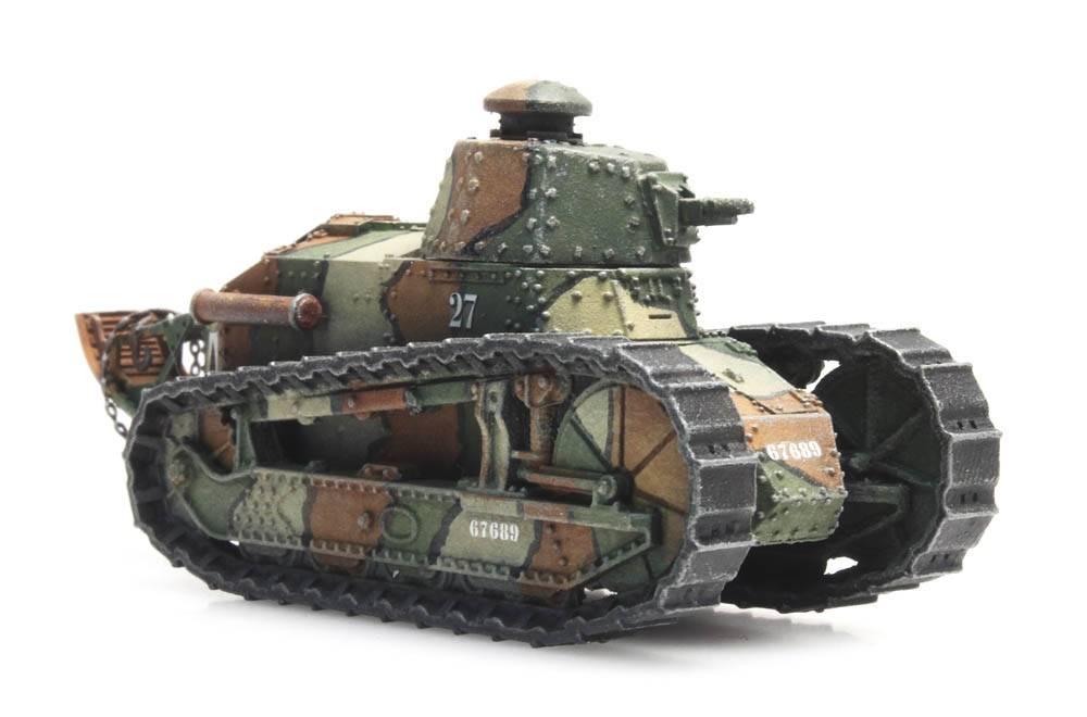 Renault Ft Le Tigre 1917 Artitecshop