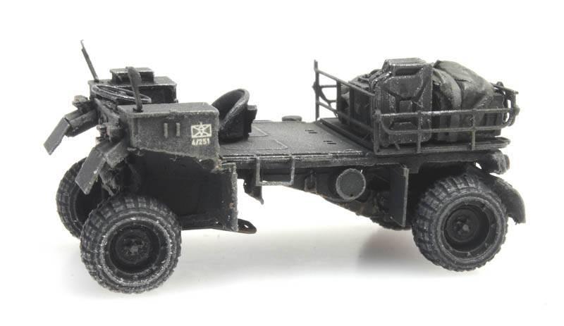 Kraka Transport-Ausführung