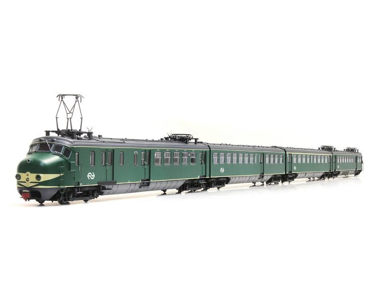 HK4 764, groen, NS-logo, A-sein, ATB