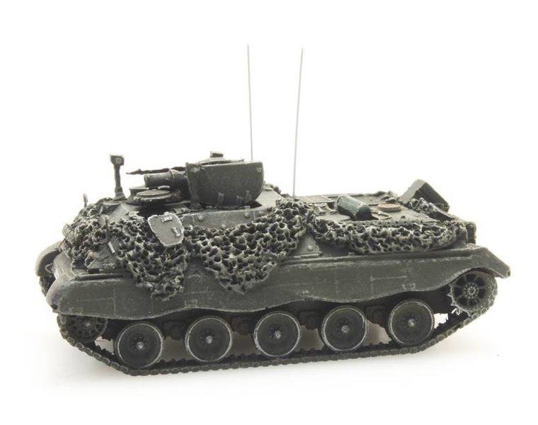 Jaguar 2 gevechtsklaar