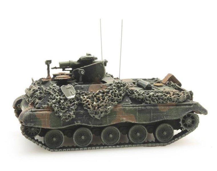 Jaguar 2 gevechtsklaar Flecktarnung