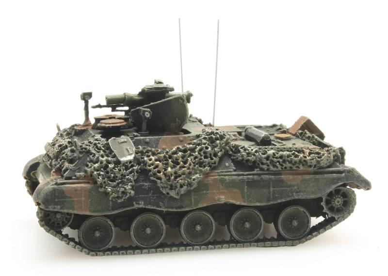 Jaguar 2 Combat ready Flecktarnung