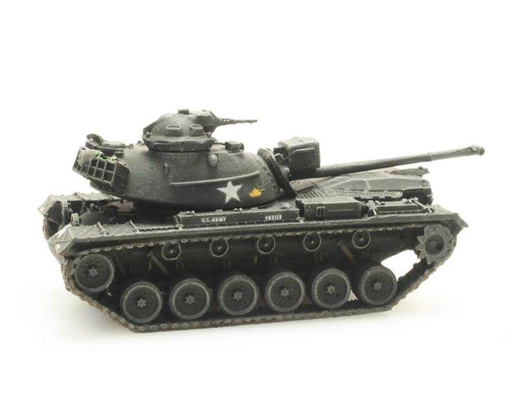 M48 A2 treinlading US Army