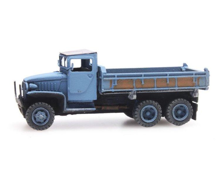 GMC 353 Kipper