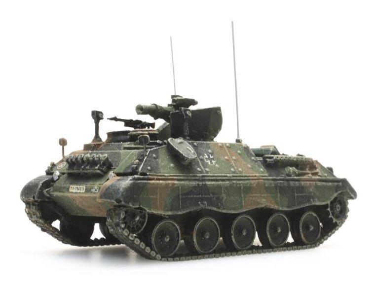 Jaguar 2, camouflage