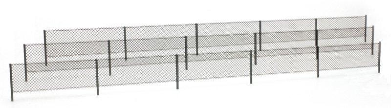 Garden fence A