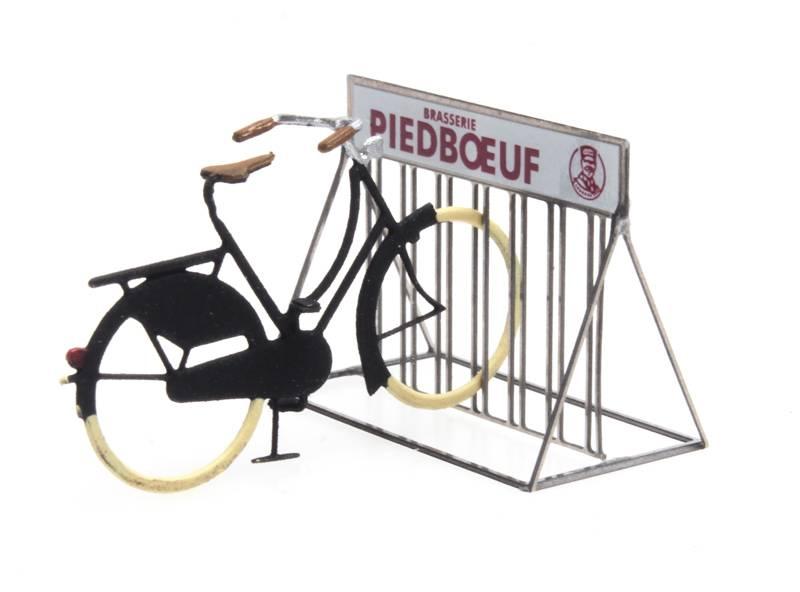 Bicycle rack Piedboeuf