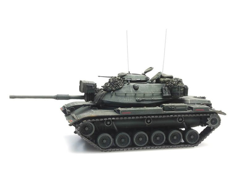 M60A1 olive green