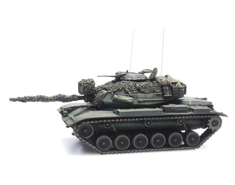 M60A1 olive green combat ready