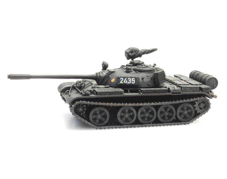 T-55A NVA Eisenbahntransport
