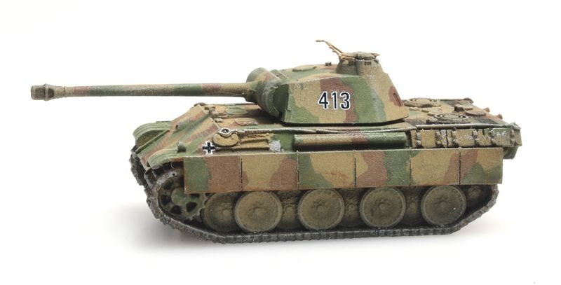 Wehrmacht Panther Ausf. G