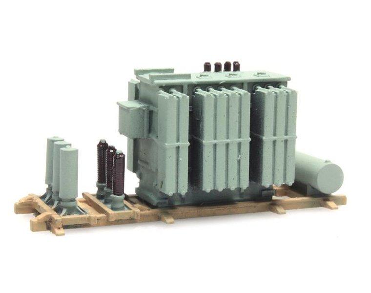 Cargo: AEG Transformator