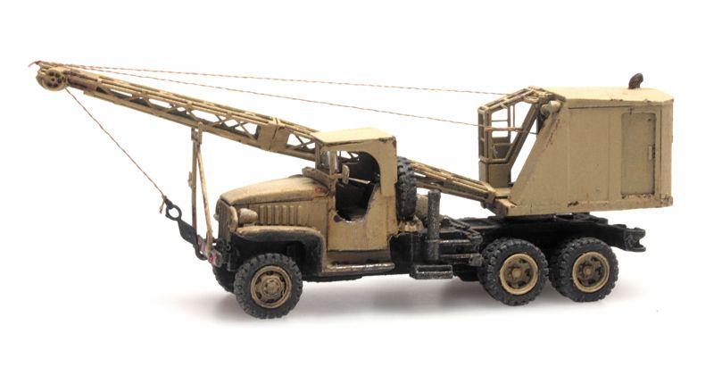 GMC 353 Kran