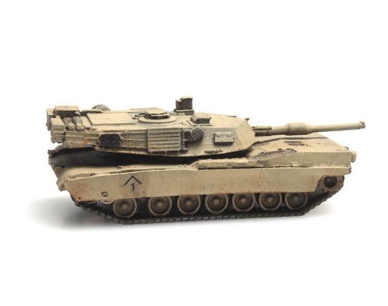 M1A1 Abrams Desert N train load