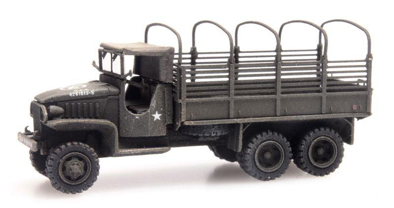 GMC 353 cargo