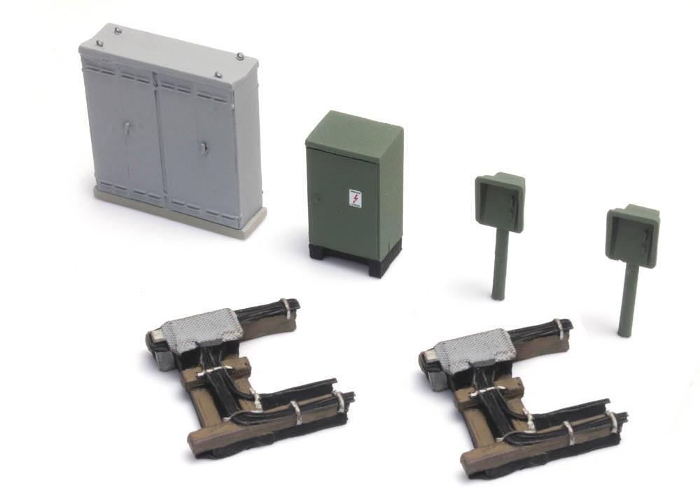 Dutch railway signal accessories